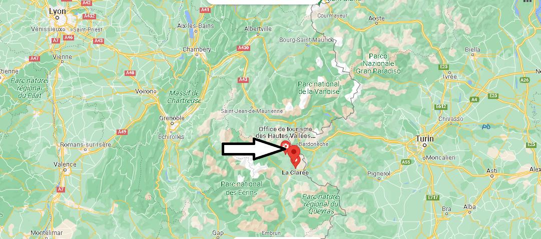 Carte Plan Lusagne