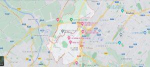 Carte Plan Marcq-en-Barœul