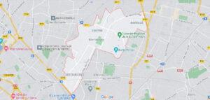 Carte Plan Montmagny