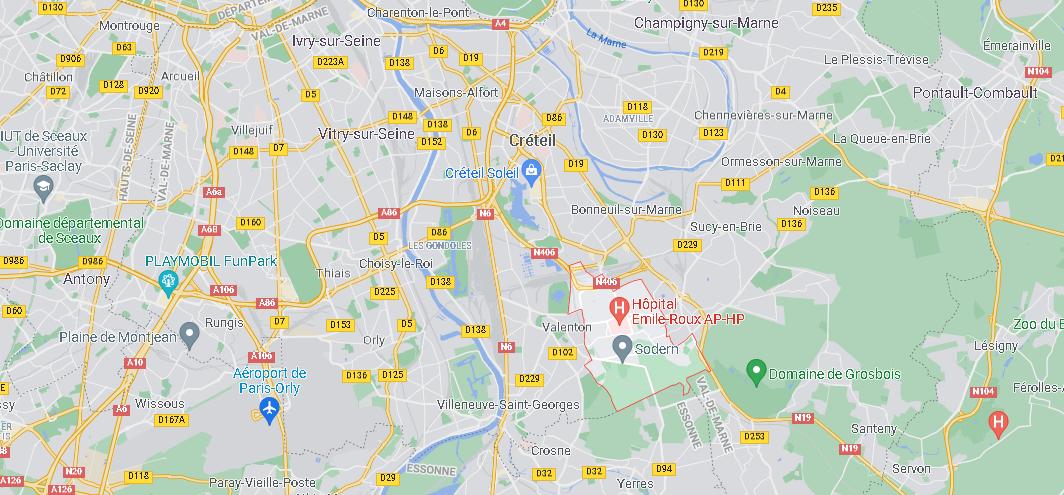 Dans quelle région se trouve Limeil-Brévannes