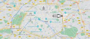 Où se situe Bagnolet (Code postal 93170)