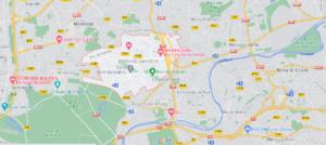 Où se situe Fontenay-sous-Bois (Code postal 94120)