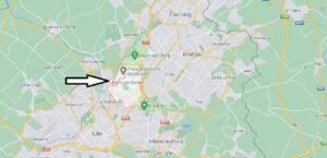 Où se situe Marcq-en-Barœul