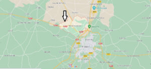 Où se situe Migné-Auxances (Code postal 86440)
