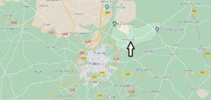 Où se situe Montamisé (Code postal 86360)