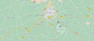 Où se situe Nouaillé-Maupertuis (Code postal 86340)