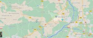 Où se situe Rochefort-du-Gard (Code postal 30650)