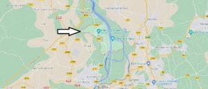 Où se situe Sauveterre (Code postal 30150)