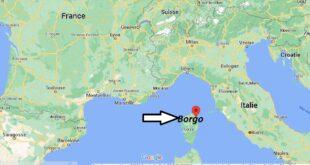 Où se trouve Borgo