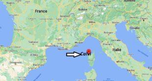 Où se trouve Calvi
