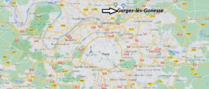 Où se trouve Garges-lès-Gonesse