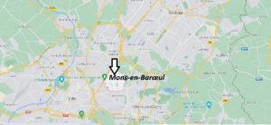 Où se trouve Mons-en-Barœul
