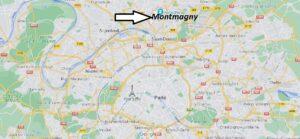 Où se trouve Montmagny