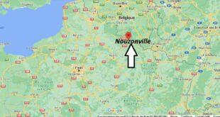 Où se trouve Nouzonville