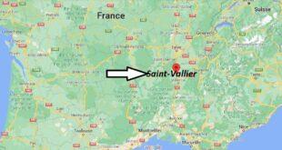 Où se trouve Saint-Vallier