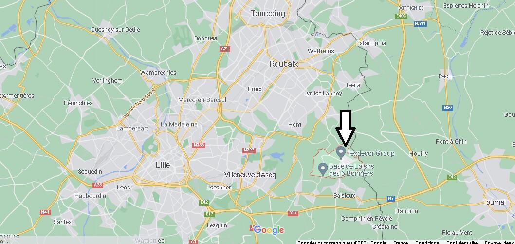 Où se trouve Willems